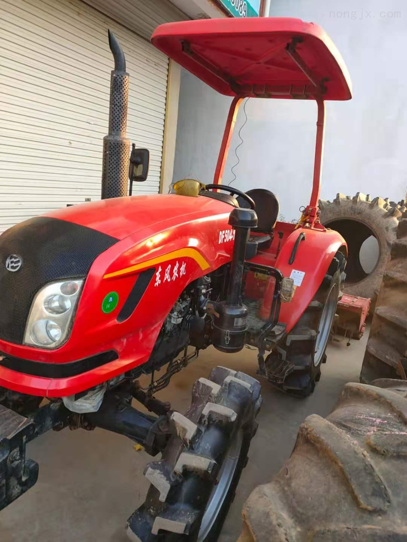 二手东风牌DF504拖拉机