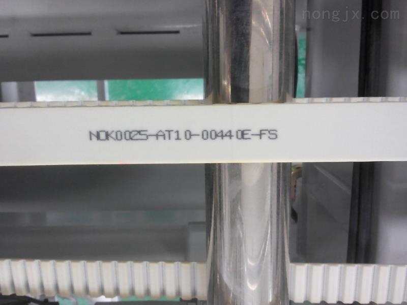 日本NOK菱形孔同步带聚氨酯ATN菱形螺母皮带