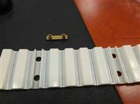 BRECO同步带聚氨酯线芯带环形带加绿布皮带