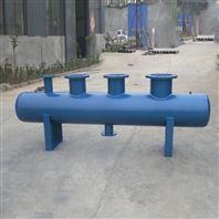 泰安镀锌分水器解决方案