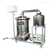 小型双层锅蒸酒机-酿酒设备