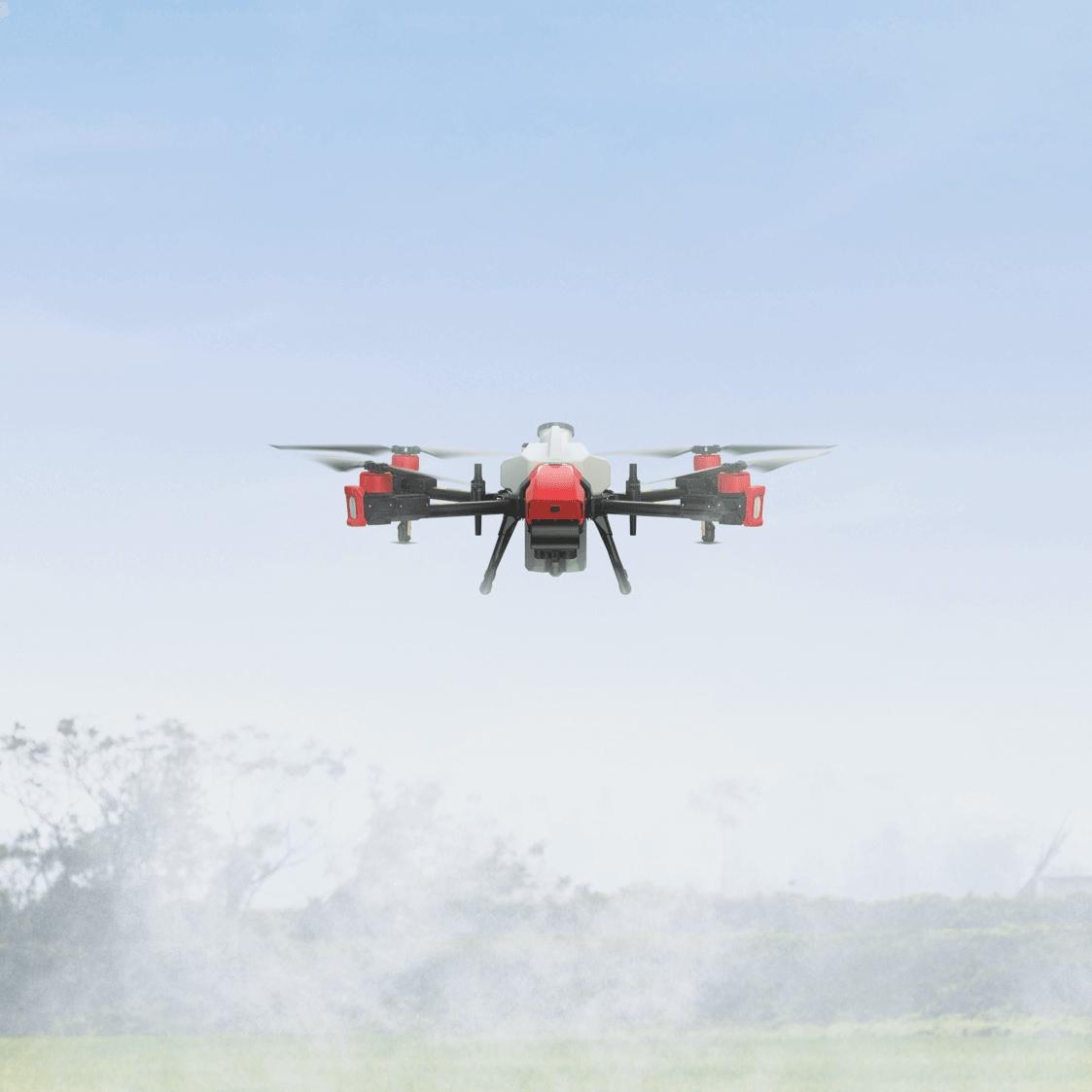 极飞P40 2021款农业无人机