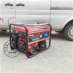 HS6500DC翰絲5KW便攜式汽油發電機