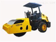 YZD6.0吨单钢轮振动压路机