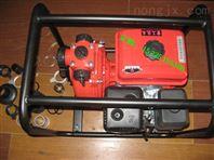新型汽油机消防水泵