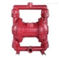 QBY气动隔膜泵铸铁耐腐蚀压滤机入料泵抽胶