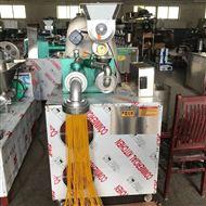玉米钢丝面机器结构
