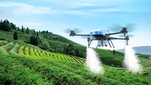 农业低空全域植保无人机