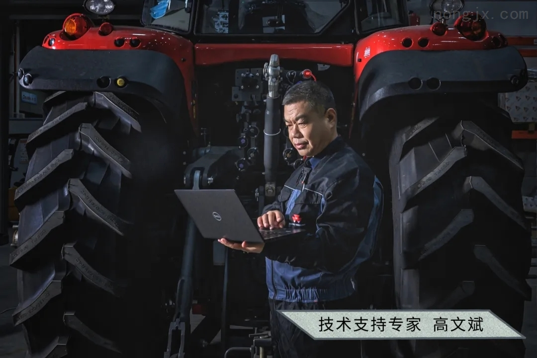 麥賽福格森全球系列拖拉機油液選用及其用量指南