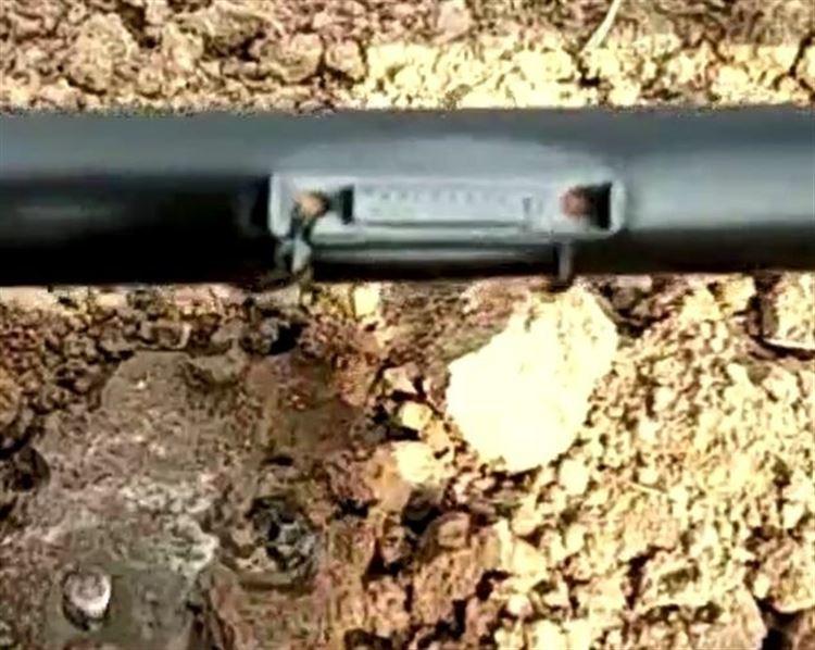內镶式灌溉管作业视频