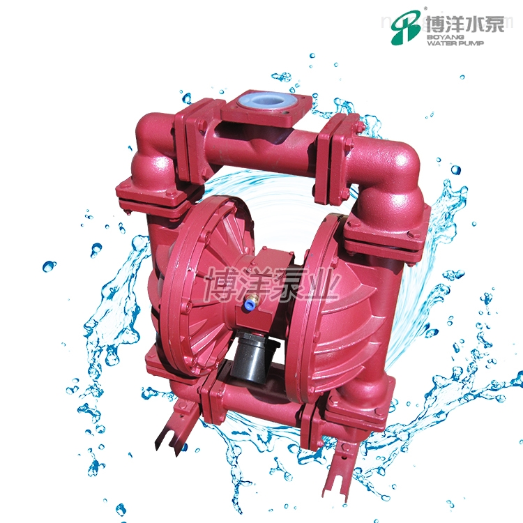衬氟衬胶气动隔膜泵
