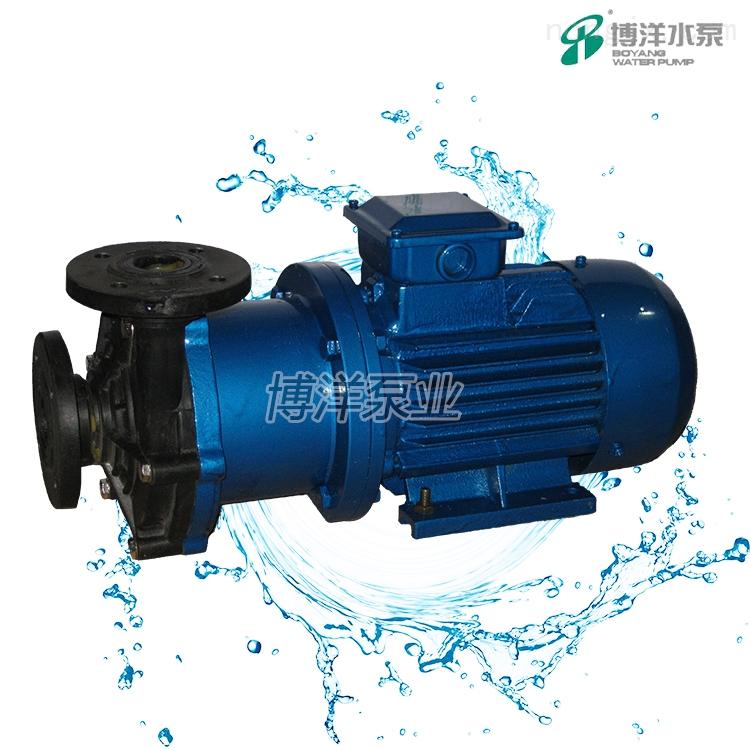CQB-F自吸氟塑料磁力泵