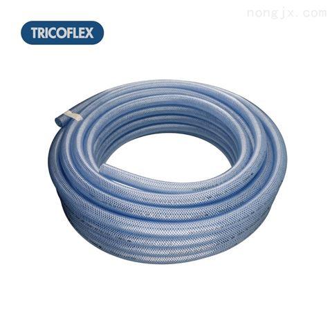 法国TRICOFLEX食品级PVC编织管 公制管