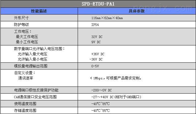 开关电源  HES-1224A3产品参数
