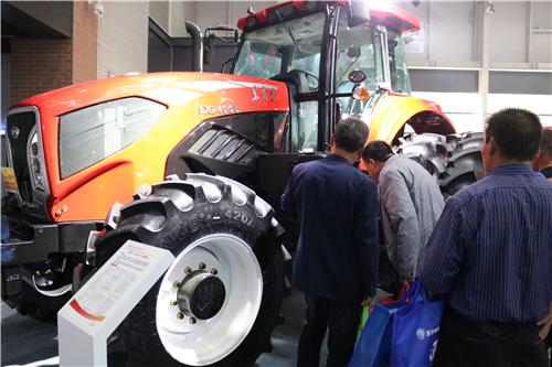 [一周看点](11.16-20日)2020中国国际农机展圆满落幕、中国农机工业回归景气
