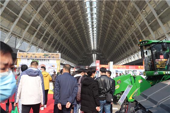 中国农机流通协会:2月份市场景气指数为53.3%,环比提升10.7个百分点