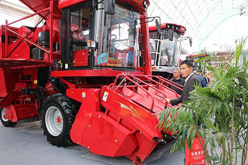 山东省2020年玉米收获机质量调查结果出炉,来看看得分高的是哪家企业?