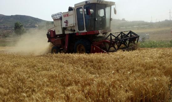 """天津市""""十三五""""期間農機化水平邁上新臺階,全市農作物耕種收綜合機械化率達到90.15%"""