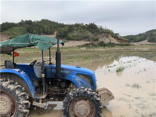 湖北武汉市实现变型拖拉机清零