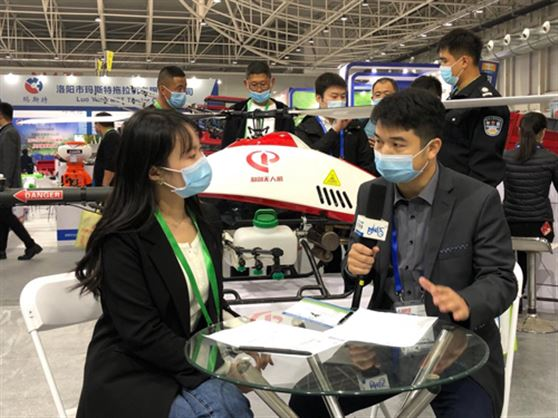 CIAME2020:专访安徽国器智能装备有限公司副总经理余华